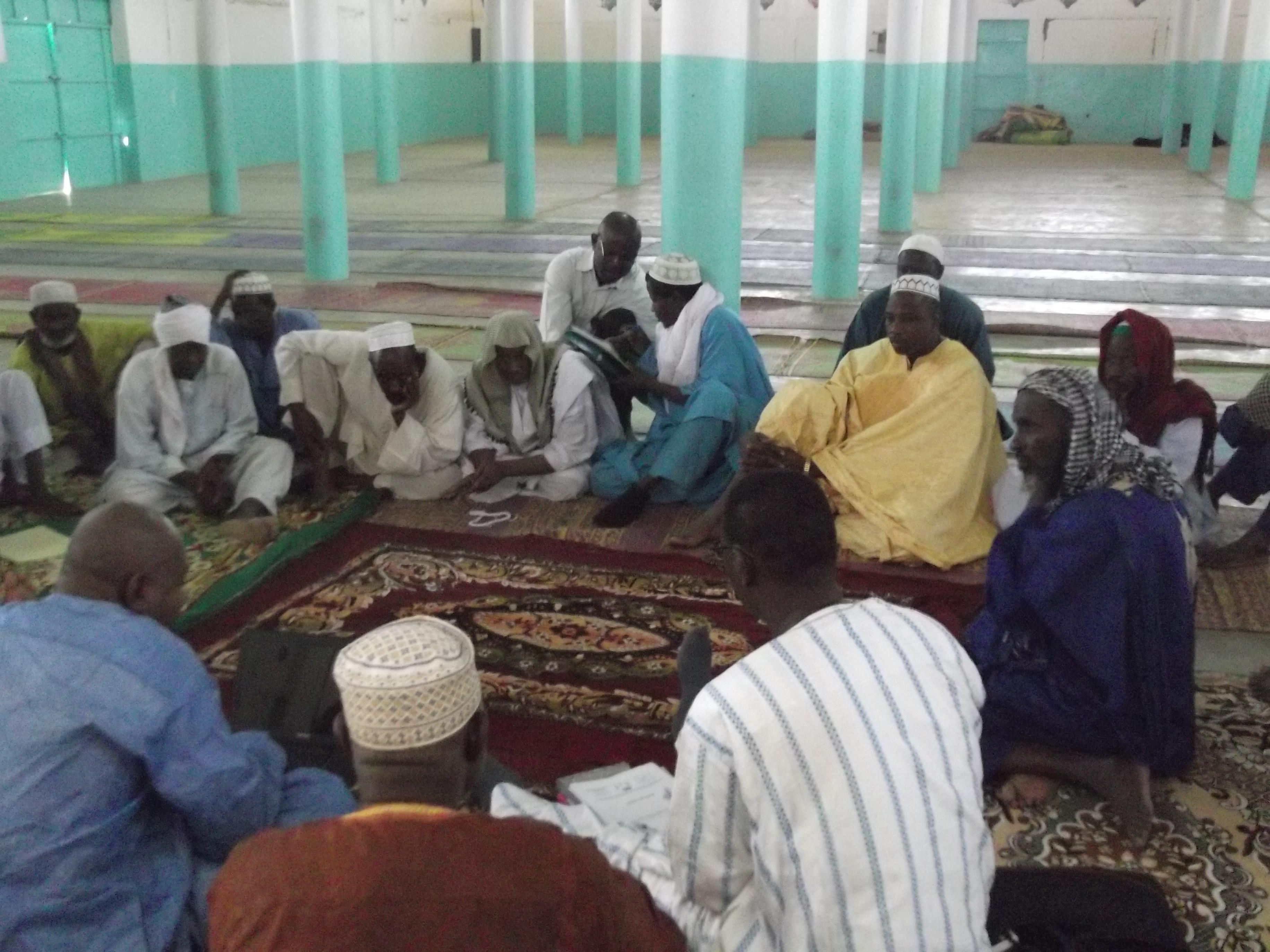 In the spotlight: Salam Institute In Burkina Faso