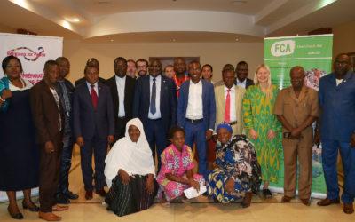 Interreligious Actors Participate in Delegation to Advance Interreligious Dialogue and Peace in CAR