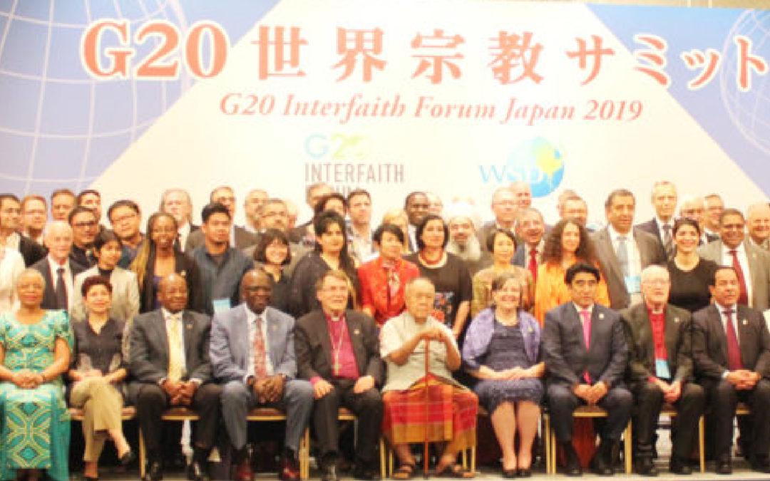 Network member writes on the importance of the G20 Interfaith Forum