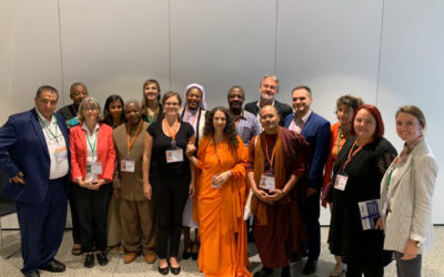 Religions for Peace 10th World Assembly – Workshop on Religion and Mediation