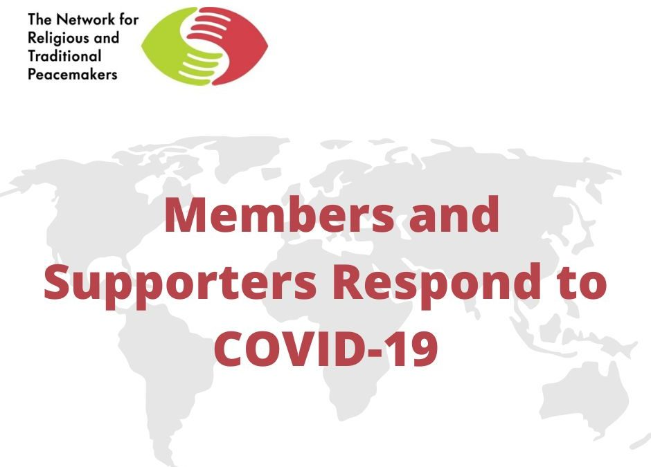 Network Members and Supporters Offer Guidance & Resources for COVID-19