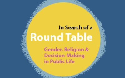 CSW Event: In Search of a Round Table: Gender, Religion and Decision-Making in Public Life