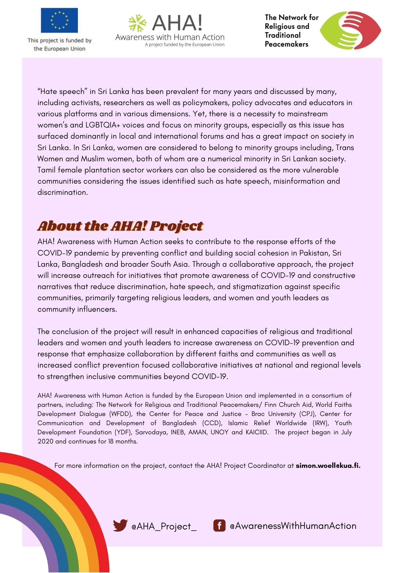 Safeguarding the Rights of Women and Sexual Minorities in Sri Lanka