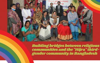 Celebrating Pride Month: Peace Bridge