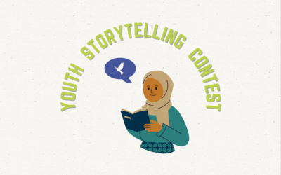 Accepting Submissions: Youth Storytelling Contest